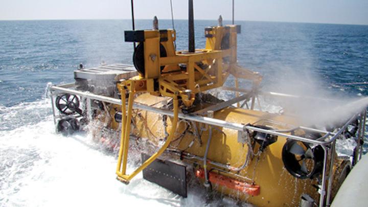 1512mae  Uv Pressurized Rescue Module
