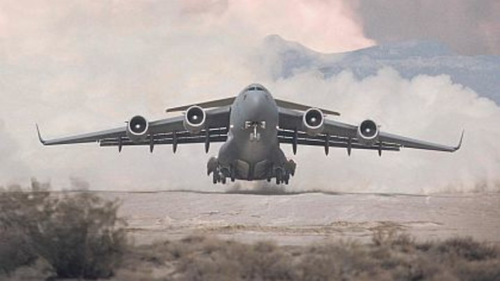 Air Force buys five more Boeing C-17 large military cargo jets in $693.4 million deal