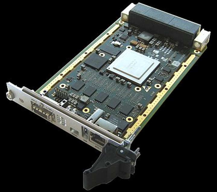 3U OpenVPX embedded computing board based on QorIQ P3041 introduced by Interface Concept