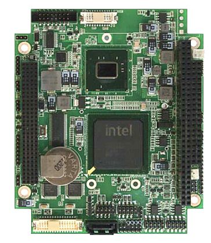 PC/104-Plus embedded computing module introduced by Win Enterprises for military embedded systems