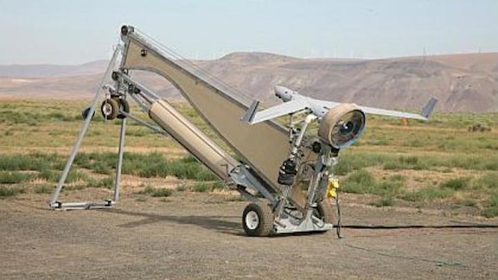 ScanEagle UAV