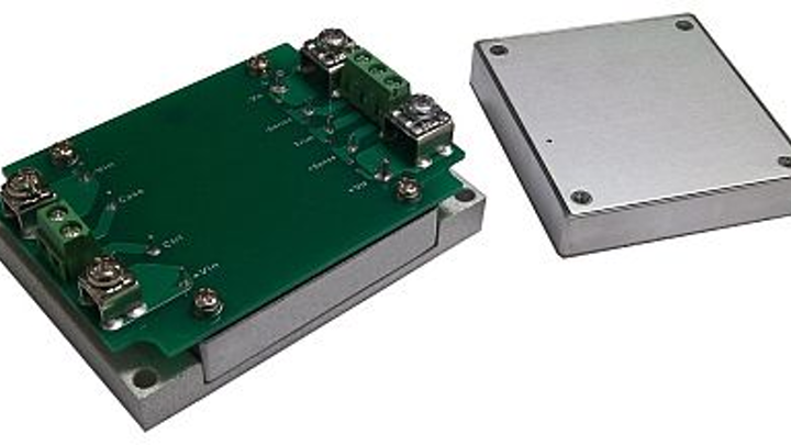 Rugged DC-DC power converters for railways and distributed power introduced by Wall