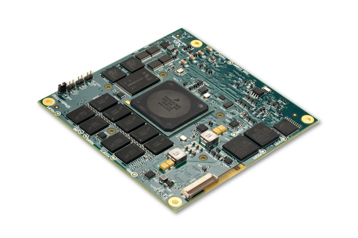 Rugged COM Express Compact mezzanine board for military embedded systems introduced by X-ES