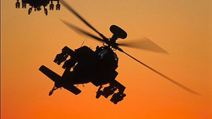 Boeing to adapt WeaponWatch ground-fire acquisition system from Radiance to Apache attack helicopter