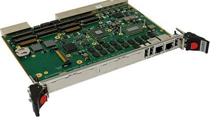 VXS/VME, CompactPCI, and AdvancedMC boards based on Intel 3rd Generation Core processors introduced by Concurrent