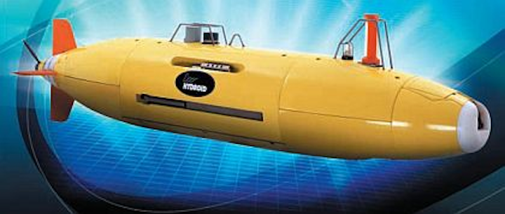 Navy moves large, long-endurance UUV project forward with machine autonomy contract to Hydroid