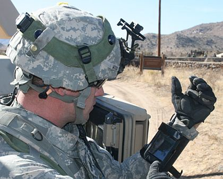 Rugged smartphones blend with information security, anti-tamper for secure battlefield communications