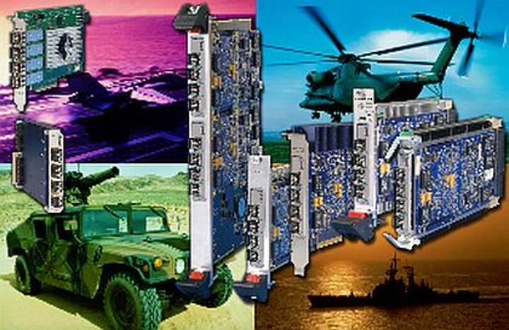 Serial FPDP XMC and Compact PCI modules introduced by Pentek for radar processing and signals intelligence