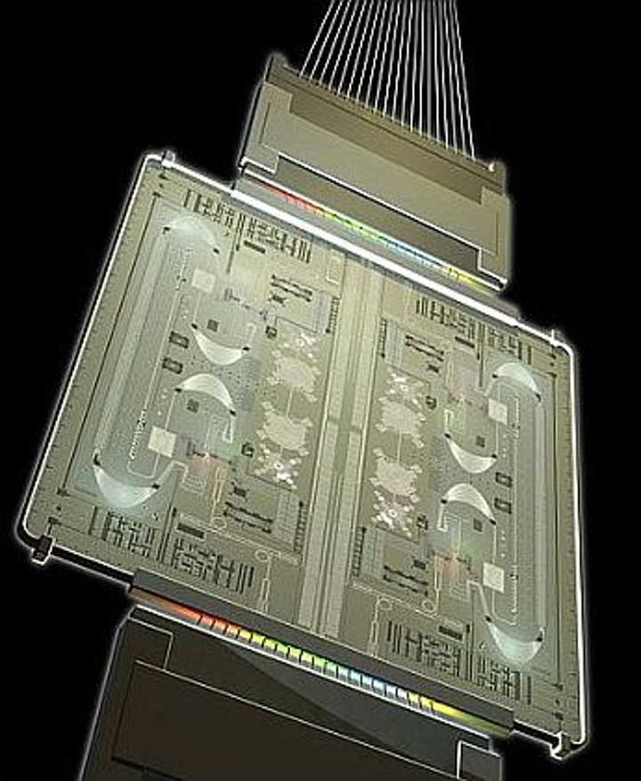 Navy looks to Enablence Technologies to fabricate photonic integrated circuits for high-speed optical communications