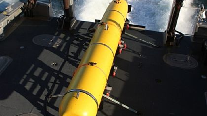 Undersea company that found Air France 447 black boxes buys unmanned underwater vehicle (UUV) from Bluefin Robotics