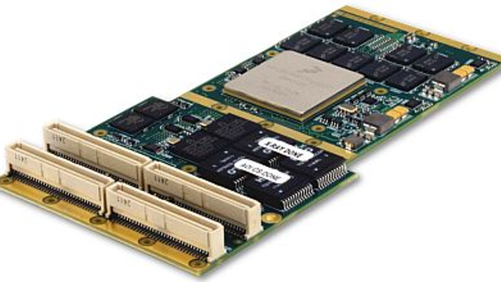 Rugged Cisco PMC module for military ad-hoc networking on the move introduced by X-ES