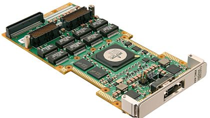 XMC Gigabit Ethernet switch for military embedded systems introduced by Curtiss-Wright