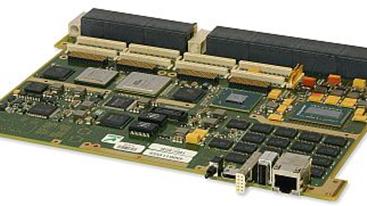 6U VPX, CompactPCI, and VME embedded computing boards for military