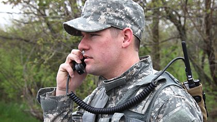 Satellite communications becoming small, mobile, and available to warfighters on the front lines