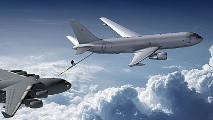Boeing chooses mission control avionics from GE Aviation for Air Force KC-46A tanker aircraft