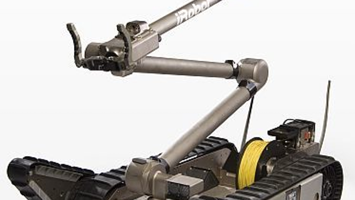 Navy asks iRobot to provide sensor and software upgrades for IED-hunting unmanned ground vehicles (UGVs)