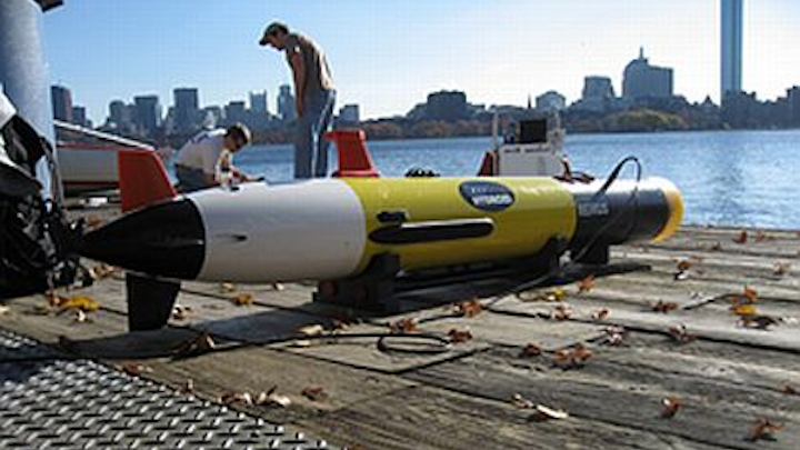 Navy researchers look to BlueView Technologies for UUV laser sensor systems