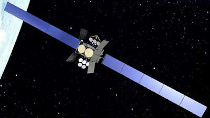 WGS satellite