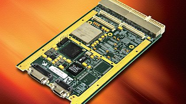 Radiation-tolerant 3U CompactPCI single-board computer introduced by Aitech for space applications