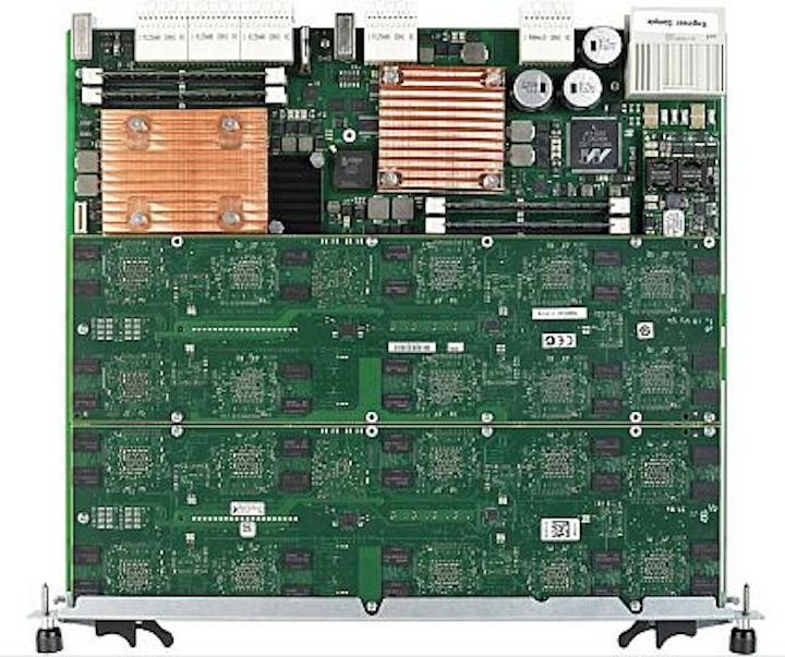 Latest enhancement quadruples bandwidth of AdvancedTCA embedded computing standard