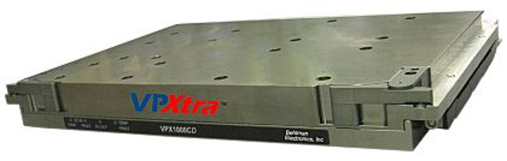 1,000-Watt DC high-density 6U VPX-compliant switch-mode power supply introduced by Behlman