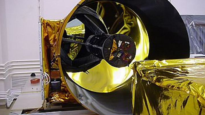 Orbital Sciences chooses GPS receivers from RUAG Space for ICESat-2 Earth-observation satellite