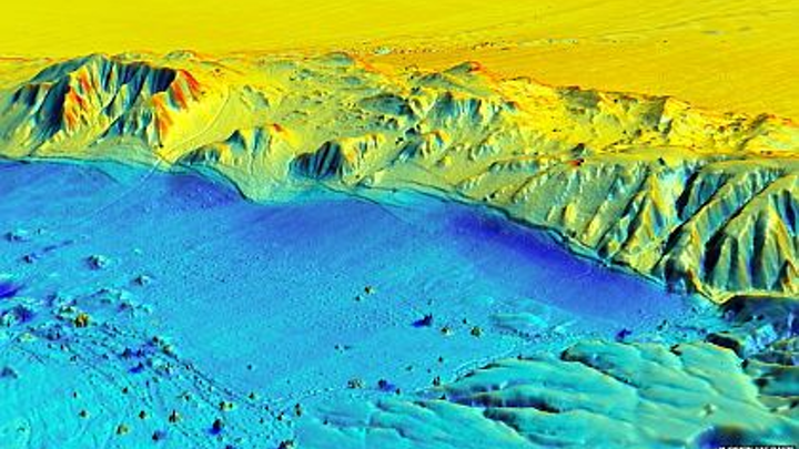 Navy chooses Navmar to apply laser radar to persistent-surveillance sensor payloads