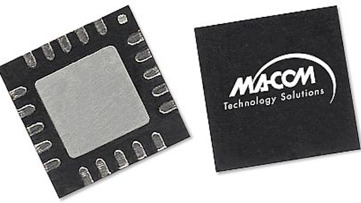Eight-Watt pulsed power amplifier for S-band radar applications introduced by M/A-COM Tech
