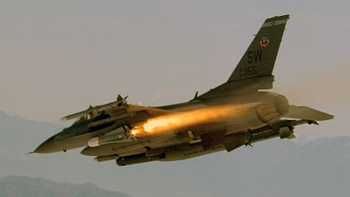 Pentagon authorizes sale of Maverick missiles to equip Indonesian F-16 jet fighter-bombers