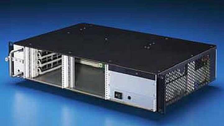 2U rugged enclosure for military embedded systems introduced by Pixus Technologies