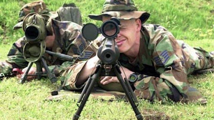 DARPA chooses Cubic to move One Shot sniper targeting technology to the next level