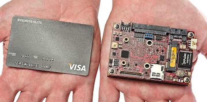 Rugged small-form-factor embedded computing board for military applications introduced by VersaLogic