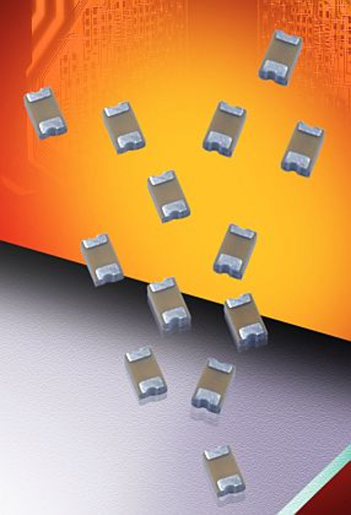 Multilayer organic RF inductors for RF power amplifiers introduced by AVX Corp.