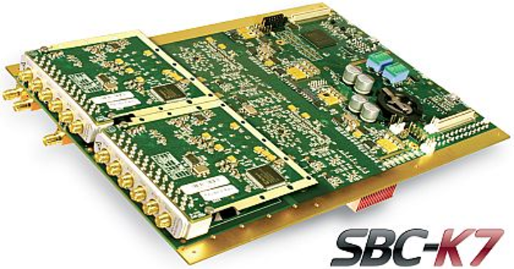 Embedded PC single-board computer for embedded instrumentation introduced by Innovative Integration