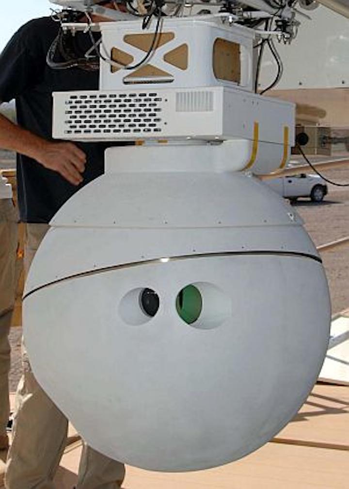 Logos Technologies to provide three Kestrel persistent-surveillance sensor payloads for Afghanistan