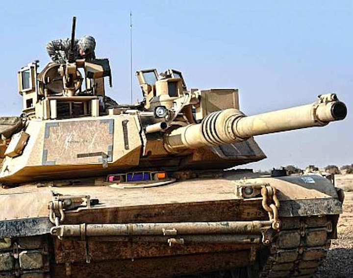Army finalizes $395 million contract to General Dynamics to upgrade M1A2 tank vetronics