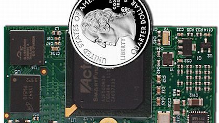 Microsemi joins Emcraft to offer system-on-module for embedded computing development