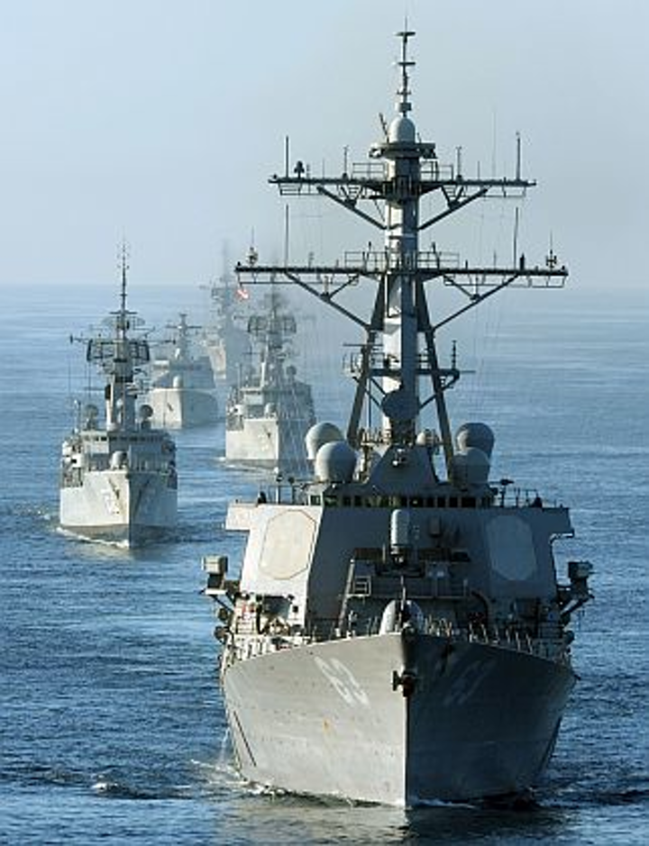 Navy asks industry about Link 11 and Link 22 radio data links for shipboard communications processor