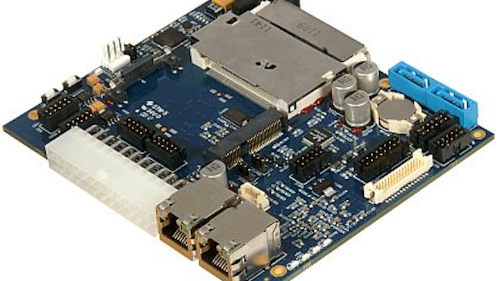 Rugged COM Express carrier card for defense, aerospace, and transportation introduced by Acromag