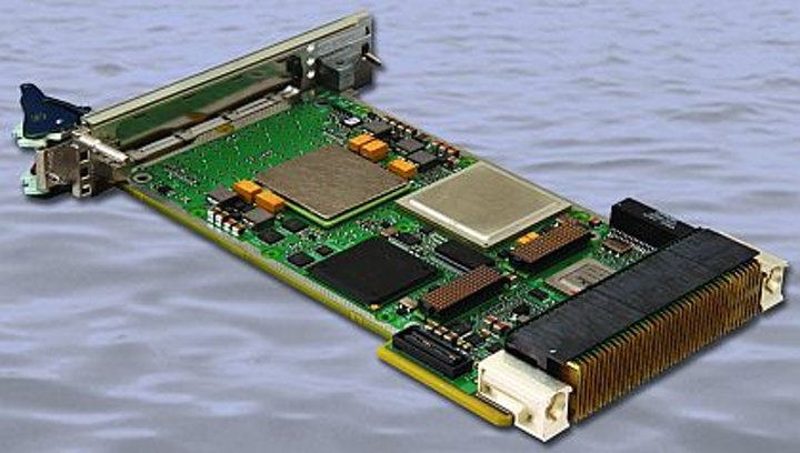 3U VPX FPGA-based DSP card for radar, SIGINT, ISR, and EW introduced by Curtiss-Wright