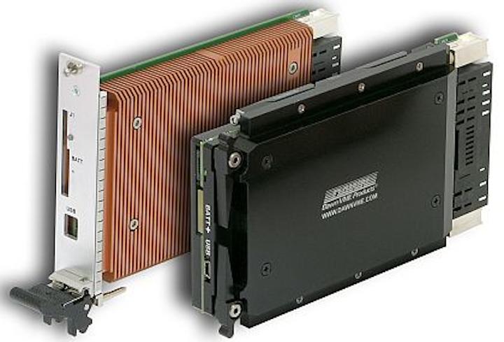 VITA 62 six-channel 3U OpenVPX embedded computing power supply introduced by Dawn VME