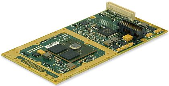 Rugged graphics processor mezzanine board for radar and avionics applications introduced by GE