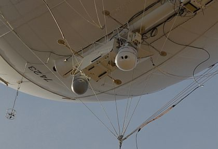 Logos to provide airborne persistent-surveillance sensors in $111.8 million Navy contract