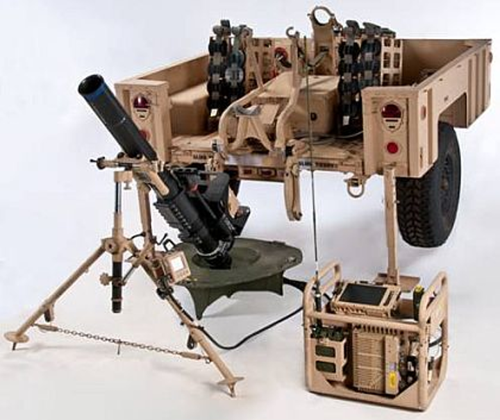 Army asks industry for cable and connectors suitable to Mortar Fire Control System (MFCS)