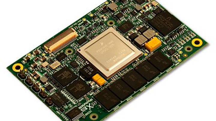 Conduction- or air-cooled Mini COM Express embedded computing module introduced by X-ES