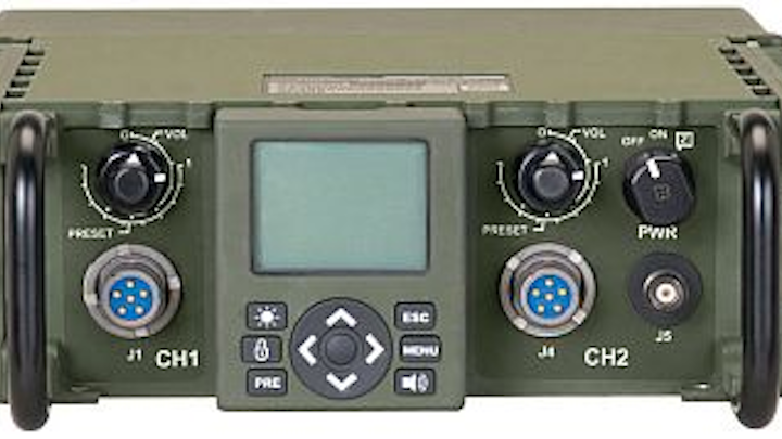 General Dynamics and Rockwell Collins to provide Army with 3,726 AN/PRC-155 radios