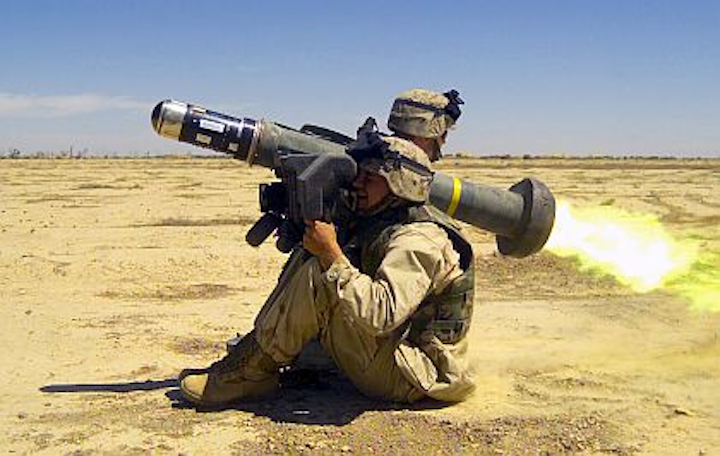 Pentagon to boost anti-tank missile power of Indonesia and Oman with proposed Javelin sale