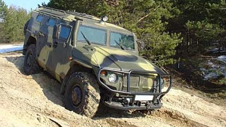 Army asks industry for ideas on developing stealthy radio antennas for military SUVs