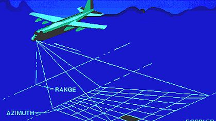 Northrop Grumman joins DARPA program to develop advanced imaging synthetic aperture radar