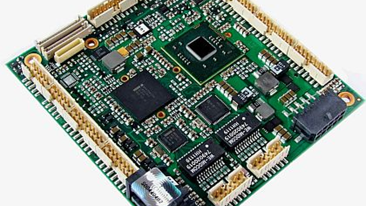 PCI Express/104 single-board computer for rugged embedded computing introduced by ADL